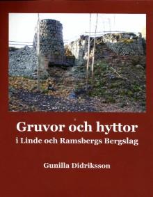 Boksläpp i Ramsberg på ny bok om gruvor och hyttor