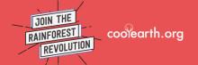 Brother soutient la campagne Rainforest Revolution de Cool Earth (10 ans)