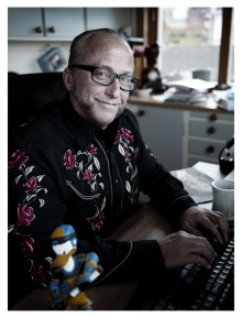 Levi Henriksens barnebok ut i verden