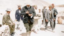 Den 4 november 1922 hittades farao Tutankhamuns grav – visas i utställning på Magasin 9 i vinter