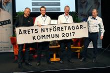 Askersund är Årets nyföretagarkommun 2017