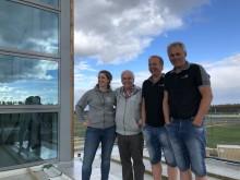 Skandinaviens längsta racingbana invigs i Skellefteå