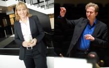Årets alumner heter Anna Jonhed och Mats Larsson Gothe