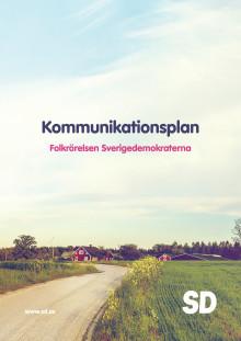 Sverigedemokraternas kommunikationsplan