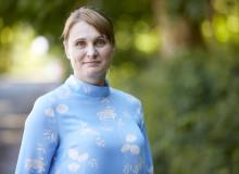 Heléne Gunnarson är Arla Foods nya vice ordförande