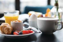 Ensimmäinen aamiainen tarjoiltiin ravintolatrendien kera Scandic Meilahdessa