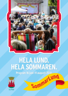 Sommarlunds program 2016 (pdf)