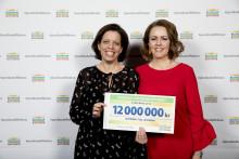 Tolv miljoner till arbetet för kvinnors rättigheter