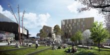 Straume sentrum vant BOBY-prisen 2016 – Norconsult utviklet områdeplan