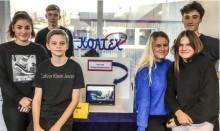 Virksomhedsbesøg åbner unges øjne for erhvervsuddannelser