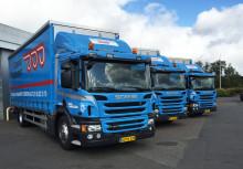 Nye fragtbiler til Slagelse Transportcenter