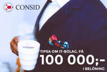 Få 100 000 kronor i belöning för rätt kontakter