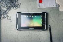 Handheld lanserar sin första ultrastryktåliga Android-tablet – spetsprodukten ALGIZ RT7