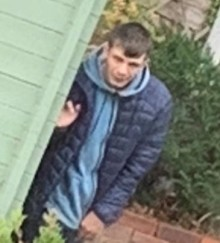 CCTV Image released as part of burglary investigation