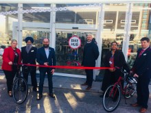 Virgin Trains opens new Coventry Bike Hub