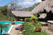 Morgan Rock Eco Lodge och havssköldpaddor