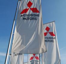 Mitsubishi auch im Februar im Plus