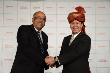 Toshiba Announces Social Infrastructure Strategy Grounded in Expansion from India to the World