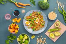 Nyhet: Äntligen en matkasse för vegetariska barnfamiljer