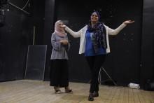 Clowner utan Gränser beviljas stöd för att börja arbeta i Gaza