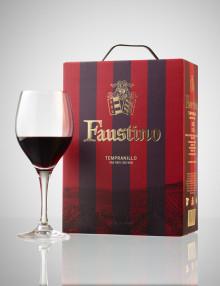 Nyhet - Faustino finns nu på bag in box
