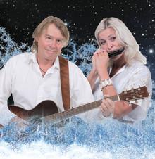 En magisk jul i vinternatten med Tina Ahlin och Peter Lundblad
