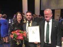 ICA Nära Vallby vinnare av Årets Hållbarhetspris