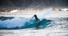 Tim Latte vinner SM i vågsurf
