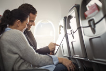 Norwegian lanserar höghastighets-WiFi på Europalinjer