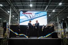 Elektroskandia Sveriges nya logistikcenter invigt