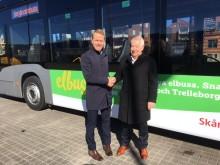 Snart får Trelleborgarna ren och tyst stadsbusstrafik