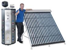ES solfångare – nyttja solens energi med ett smart modulsystem