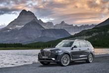 Helt nye BMW X7: En SUV av dimensjoner