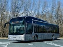 MAN forsker på morgendagens hybridbuss