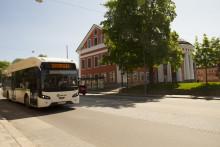 Avgiftsfri och kraftigt subventionerad kollektivtrafik