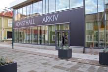 Regionalt bidrag till ett samarbete mellan Strandverket, Marstrand, och Lidköpings konsthall/Rörstrand Museum