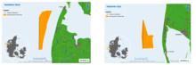 Miljøkonsekvensrapport for Vesterhav Nord og Vesterhav Syd sendes i offentlig høring