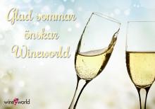 Glad sommar önskar Wineworld!