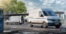 MAN eTGE - emissionsfri transportbil för stadsanvändning