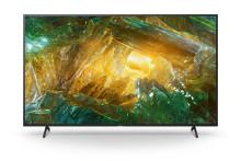 O novo televisor Sony LCD 4K XH80 já está disponível em Portugal