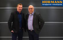Patrik Ihrstedt blir ny vd på Hörmann Svenska AB