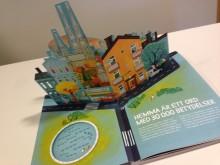 Uppsalahems årsredovisning nominerad till designpriser