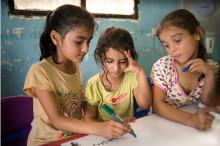 Ny rapport från Rädda Barnen: I skuggan av kriget – syriska barns röster om ett liv på flykt