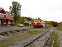 Inlandsbanan inför tågledningssystem