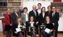 Kvindelige forskertalenter hædres af UNESCO og L'Oréal
