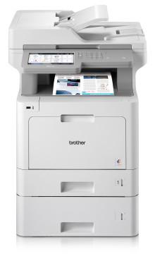 La nouvelle série d'imprimantes laser couleur professionnelles Brother pour les petites et moyennes entreprises