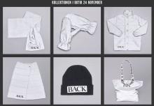If lanserar reflexkollektion tillsammans med modemärket BACK