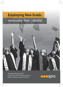 Employing New Grads