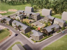 Säljstart för OBOS nya bostadsrätter i Växjö