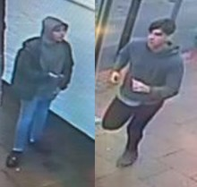 CCTV images released after teenage boy assaulted in Andover